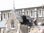 The Christchurch Cathedral January 2013